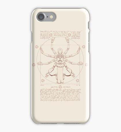 Vitruvian Omnic iPhone Case/Skin