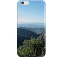 Lean a Little Farther iPhone Case/Skin