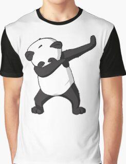 -DAB- Panda DAB Graphic T-Shirt