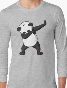-DAB- Panda DAB Long Sleeve T-Shirt