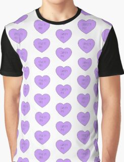 Cruelty Free Heart Graphic T-Shirt
