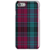 01550 Alma College Tartan iPhone Case/Skin