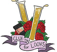 Sherlock - Clue-ing for Looks by ackimakescomics