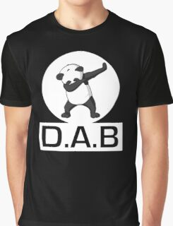 -DAB- Panda DAB Graphic T-Shirt