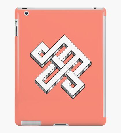 Impossible figure #1 iPad Case/Skin
