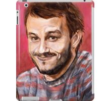 Smile on my face iPad Case/Skin