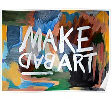 Make Bad Art Poster