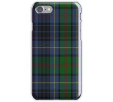 01545 Allen #2 Family Tartan iPhone Case/Skin