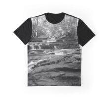 Granite Watercourse Graphic T-Shirt