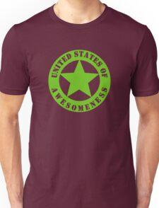 United States of Awesomeness GL Unisex T-Shirt