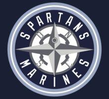 Seattle Spartans Kids Tee