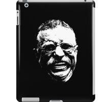 Laughing Teddy iPad Case/Skin