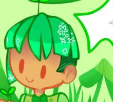 Plant Prince Sticker