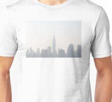 Manhattan skyline Unisex T-Shirt