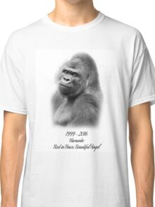 Rest in Peace, Harambe Classic T-Shirt