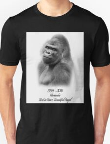 Rest in Peace, Harambe T-Shirt