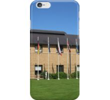 Flags of Many Nations iPhone Case/Skin
