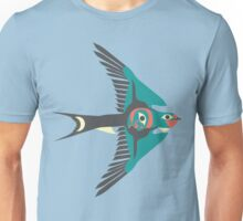 Barn swallow Unisex T-Shirt