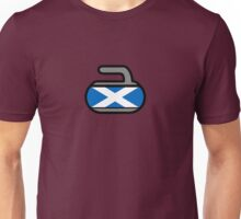 Scotland Rocks! - Curling Rockers Unisex T-Shirt
