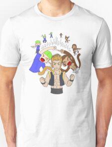 Erin Fusion Unisex T-Shirt