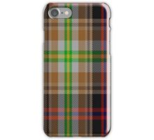 01540 All Breeds Dairy Goats Tartan  iPhone Case/Skin