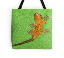 Crested Gecko Tote Bag