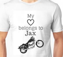 Sons of Anarchy, Belongs to Jax Unisex T-Shirt