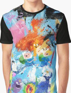 Battle Time!! - Compilation Graphic T-Shirt