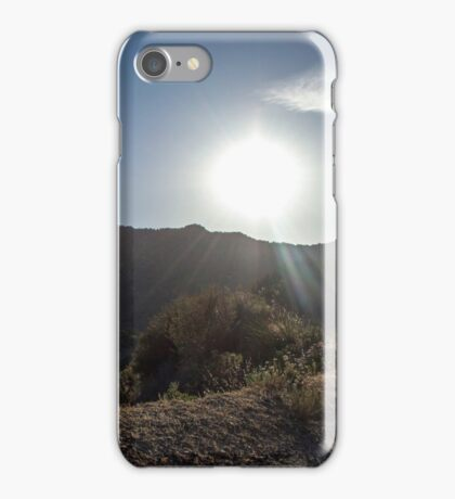 Never Look Back; Only Glance iPhone Case/Skin