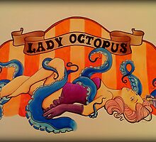 Lady octopus by KayaHarris