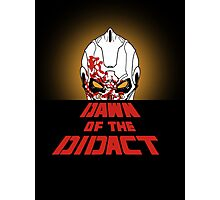 Dawn of the Didact Photographic Print