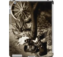 Relics of the Wild West iPad Case/Skin