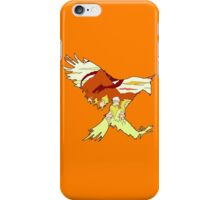 Eagle_Misty Mountains iPhone Case/Skin