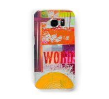 Words Samsung Galaxy Case/Skin