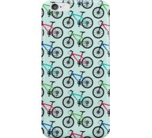 mountain bike multi   iPhone Case/Skin