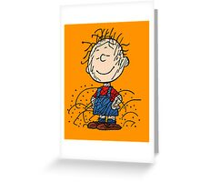 Pigpen Greeting Card