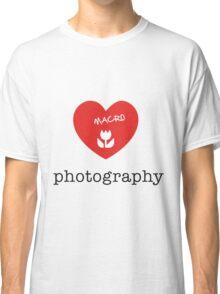 macro photography Classic T-Shirt
