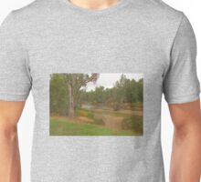 A very low Murray river Unisex T-Shirt