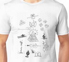 Halsey's Notes Unisex T-Shirt