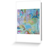 Chasing Waterfalls Greeting Card