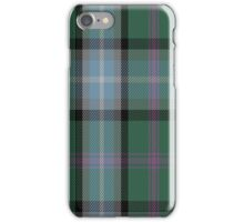 01535 Alexander of Menstry Hunting Tartan  iPhone Case/Skin