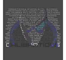 Calibrations Photographic Print