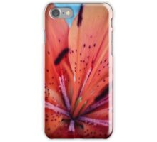 Lily 3 iPhone Case/Skin
