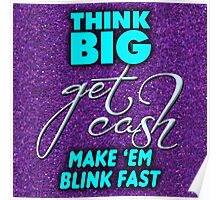 Make 'Em Blink Fast Poster