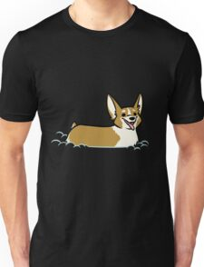 Short legs, big snow Unisex T-Shirt