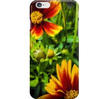 Flowers 3 iPhone Case/Skin