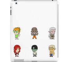 Mystic Stickers 03 iPad Case/Skin
