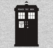 IT'S DOCTOR WHO? One Piece - Short Sleeve