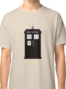 IT'S DOCTOR WHO? Classic T-Shirt