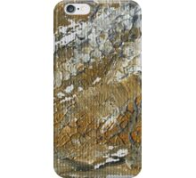 Frantic Movement, Oil Painting iPhone Case/Skin
